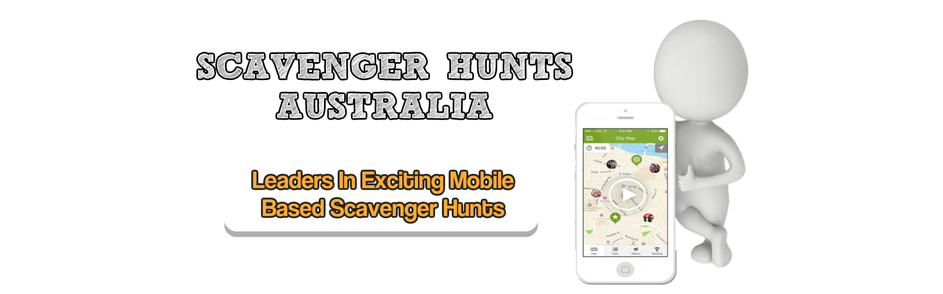 Scavenger Hunt Header Image Transparent